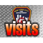 FDNY visits