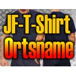 JF-T-Shirts Ortsname