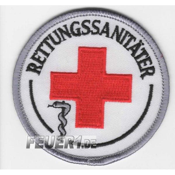 Abzeichen: DRK Rettungssanitäter, 6,00 € | {Rettungssanitäter drk 46}