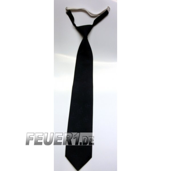 polyester krawatte staufer l we fertig gebunden mit gummizug. Black Bedroom Furniture Sets. Home Design Ideas