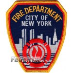 Abzeichen: FDNY-Standard  (New York City)