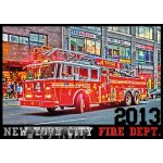 Kalender 2013 New York City Fire Dept.