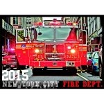 Kalender 2015 New York City Fire Dept.
