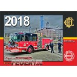 Kalender 2018 Chicago Fire Deptartment (3.Jahrgang) -...