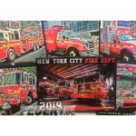 Kalender 2019 New York City Fire Dept. (7.Jahrgang) FDNY...