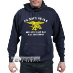 Kapuzensweat navy, NAVY SEALS - The Only Easy Day Was...