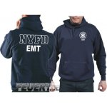 Kapuzensweat navy, NYFD EMT (Emergency Medical Technician)
