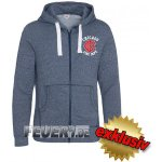 Kapuzensweatjacke (zoodie) space navy/white Chicago Fire...