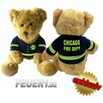 Plüschteddy CHICAGO FIRE DEPT. 40 cm hoch CE