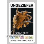 Quartett: Ungeziefer