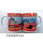 Tasse New York City Fire Department 2015 - limitiert