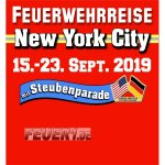 15.-23. Sept. 2019  Feuerwehrreise  nach New York City -...