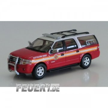 Modell 1:87 Ford Expedition EL SSP Batt. Chief