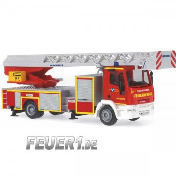 Modell 1:87 Iveco Mag. DLK M32 FF Viersen