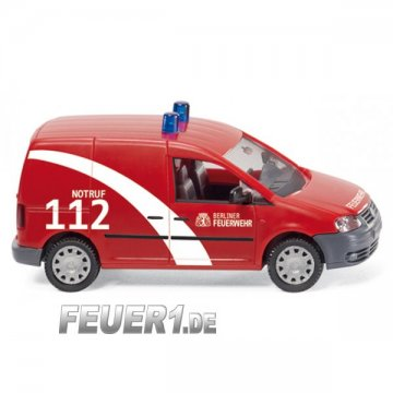 Modell 1:87 VW Caddy Berliner FW