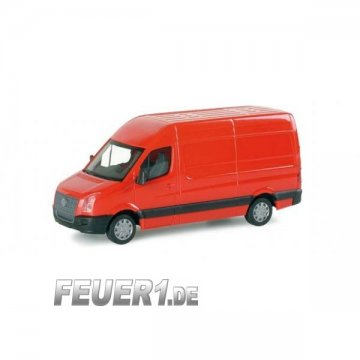 Modell 1:87 VW Crafter Kasten HD