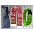 Krawatten, Schal, Paracord