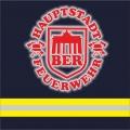 maglietta vigili del fuoco Berlin