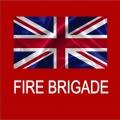T-Shirt Fire Brigade (GB)