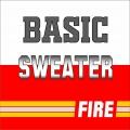 Basic Motiv Sweater