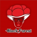 T-Shirt Black Forest