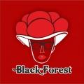 Hoodie Black Forest