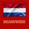 T-Shirt Brandweer (NL)