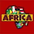camiseta African Fire Service