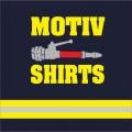Fire department motif shirts