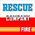 Rescue Co. veste de survêtement