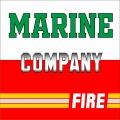 Marine Co. veste de survêtement