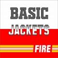 Basic motif veste de survêtement