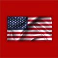 Kapuzenjacke U.S.A.
