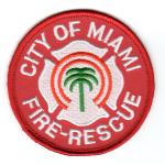 Insignia Miami Fire Rescue (Florida, USA)