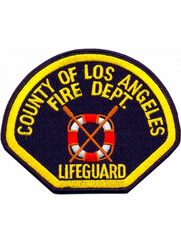 Abzeichen: County of Los Angeles Lifeguard