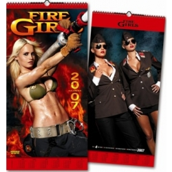 Kalender 2007 österreichische FireGirls