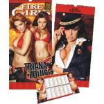 """Kalender 2009 """"Fire Girls"""" aus Österreich"""