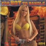 "Kalender 2014 ""To Hot To Handle"" aus CDN"