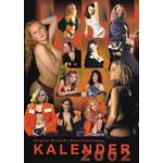 Kalender 2002 Feuerwehr-Frauen - das Original (2. Jahrgang)