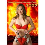 Kalender 2007 Feuerwehr-Frauen - das Original (7. Jahrgang)