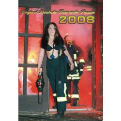 Kalender 2008 Feuerwehr-Frauen - das Original (8. Jahrgang)
