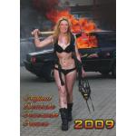 Kalender 2009 Feuerwehr-Frauen - das Original (9. Jahrgang)