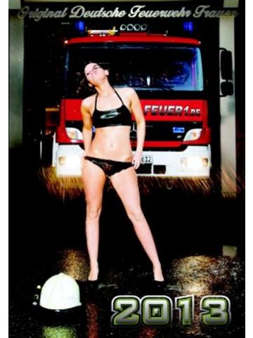 Kalender 2013 Feuerwehr-Fraudans - das Original (13. Jahrgang)
