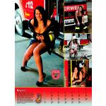 Kalender 2014 Feuerwehr-Frauen - das Original (14. Jahrgang)