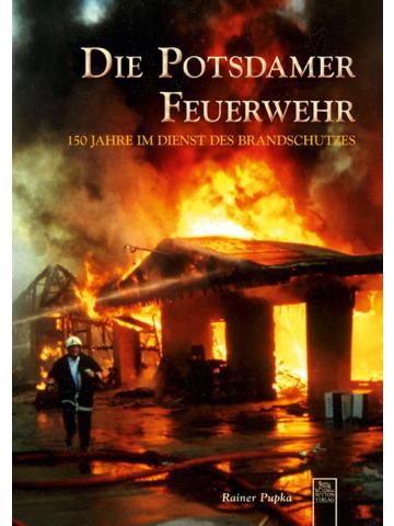 Livre: Die Potsdamer Feuerwehr, 127 Seiten