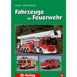 Book: Fahrzeuge der Feuerwehr, Band 12