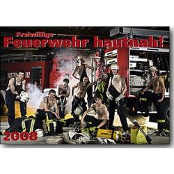 "Kalender 2008 FF-Männer ""hautnah"""
