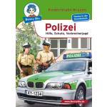 """Libro: Kinderleicht Wissen """"Polizei"""", A6"""