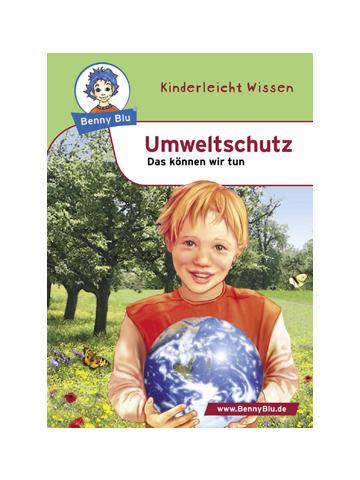 """Libro: Kinderleicht Wissen """"Umweltschutz"""", A6"""