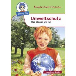 """Book: Kinderleicht Wissen """"Umweltschutz"""", A6"""